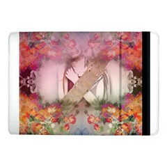 Nature And Human Forces Cowcow Samsung Galaxy Tab Pro 10 1  Flip Case