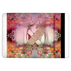 Nature And Human Forces Cowcow iPad Air Flip