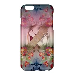 Nature And Human Forces Cowcow Apple Iphone 6 Plus Hardshell Case