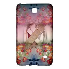 Nature And Human Forces Cowcow Samsung Galaxy Tab 4 (8 ) Hardshell Case