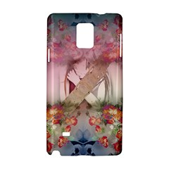 Nature And Human Forces Cowcow Samsung Galaxy Note 4 Hardshell Case
