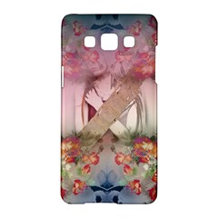 Nature And Human Forces Cowcow Samsung Galaxy A5 Hardshell Case