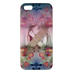 Nature And Human Forces Cowcow Iphone 5s Premium Hardshell Case