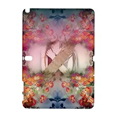 Nature And Human Forces Cowcow Samsung Galaxy Note 10.1 (P600) Hardshell Case