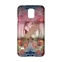 Nature And Human Forces Cowcow Samsung Galaxy S5 Hardshell Case