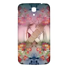 Nature And Human Forces Cowcow Samsung Galaxy Mega I9200 Hardshell Back Case
