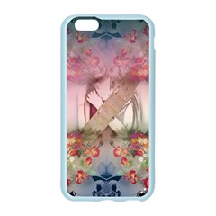 Nature And Human Forces Cowcow Apple Seamless iPhone 6 Case (Color)