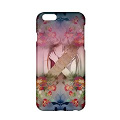 Nature and Human Forces Apple iPhone 6 Hardshell Case