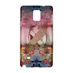 Nature and Human Forces Samsung Galaxy Note 4 Hardshell Case
