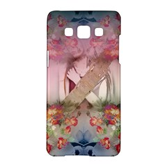 Nature and Human Forces Samsung Galaxy A5 Hardshell Case