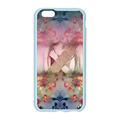 Nature and Human Forces Apple Seamless iPhone 6 Case (Color)