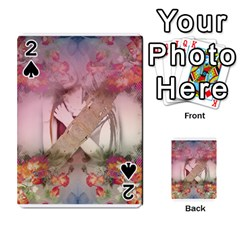 Nature and Human Force Playing Cards 54 Designs