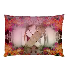 Nature and Human Force Pillow Cases (Two Sides)