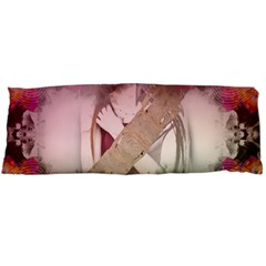 Nature and Human Force Body Pillow Cases Dakimakura (Two Sides)