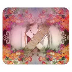 Nature and Human Force Double Sided Flano Blanket (Small)