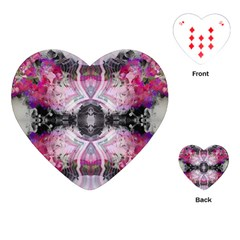 Natureforces Abstract Playing Cards (Heart)