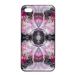 Natureforces Abstract Apple iPhone 4/4s Seamless Case (Black)
