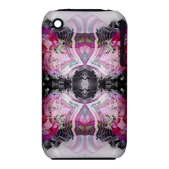 Natureforces Abstract Apple Iphone 3g/3gs Hardshell Case (pc+silicone)