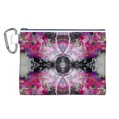 Natureforces Abstract Canvas Cosmetic Bag (L)