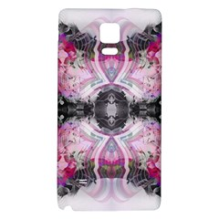 Natureforces Abstract Galaxy Note 4 Back Case