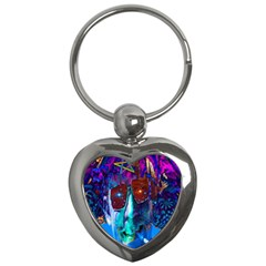 Voyage Of Discovery Key Chains (heart)