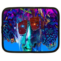 Voyage Of Discovery Netbook Case (large)