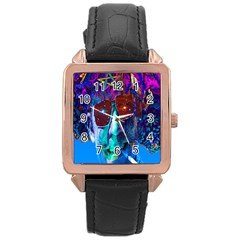 Voyage Of Discovery Rose Gold Watches