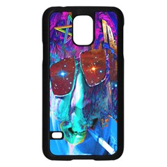 Voyage Of Discovery Samsung Galaxy S5 Case (Black)