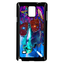 Voyage Of Discovery Samsung Galaxy Note 4 Case (Black)