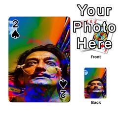 Dream Of Salvador Dali Playing Cards 54 Designs