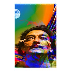 Dream Of Salvador Dali Shower Curtain 48  X 72  (small)