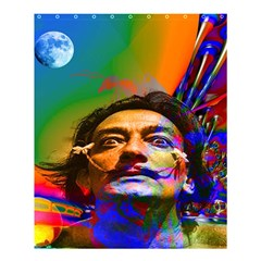 Dream Of Salvador Dali Shower Curtain 60  x 72  (Medium)