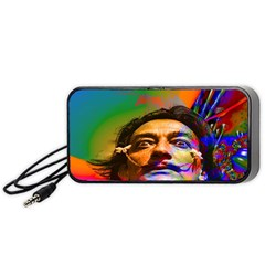 Dream Of Salvador Dali Portable Speaker (Black)