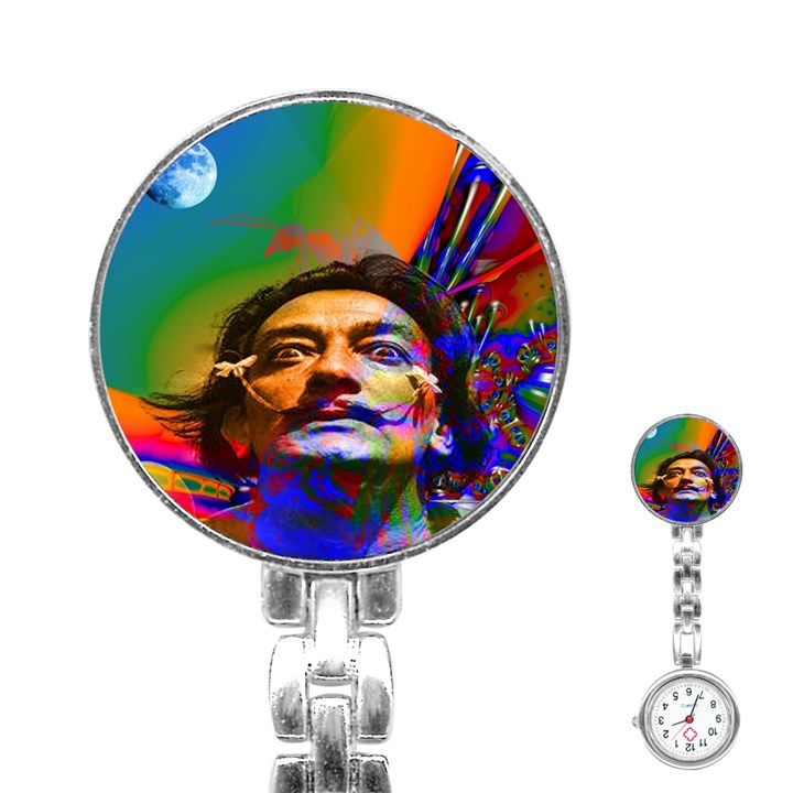 Dream Of Salvador Dali Stainless Steel Nurses Watches