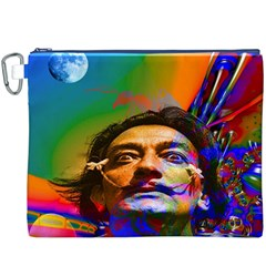 Dream Of Salvador Dali Canvas Cosmetic Bag (XXXL)