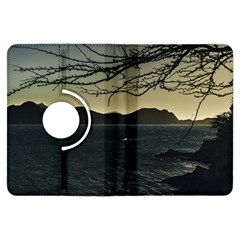 Landscape Aerial View Of Taganga In Colombia Kindle Fire HDX Flip 360 Case