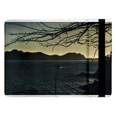 Landscape Aerial View Of Taganga In Colombia Samsung Galaxy Tab Pro 12.2  Flip Case