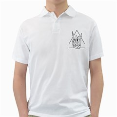 Skull Rock Golf Shirts