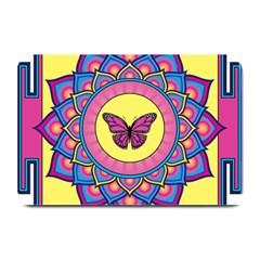 Butterfly Mandala Plate Mats