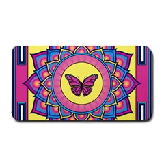 Butterfly Mandala Medium Bar Mats