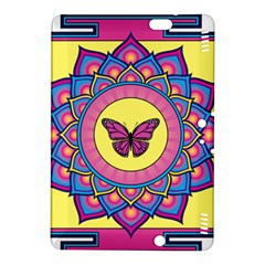 Butterfly Mandala Kindle Fire HDX 8.9  Hardshell Case