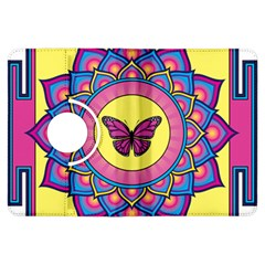 Butterfly Mandala Kindle Fire HDX Flip 360 Case