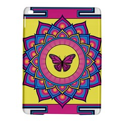 Butterfly Mandala iPad Air 2 Hardshell Cases