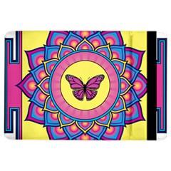 Butterfly Mandala Ipad Air 2 Flip