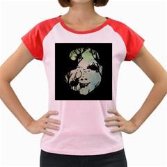 Spirit Of Woods Women s Cap Sleeve T Shirt