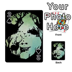 Spirit Of Woods Playing Cards 54 Designs