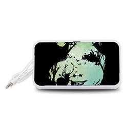 Spirit Of Woods Portable Speaker (White)