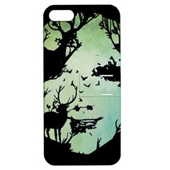 Spirit Of Woods Apple Iphone 5 Hardshell Case With Stand