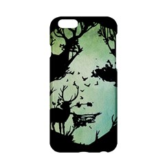 Spirit Of Woods Apple Iphone 6 Hardshell Case