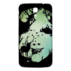 Spirit Of Woods Samsung Galaxy Mega I9200 Hardshell Back Case